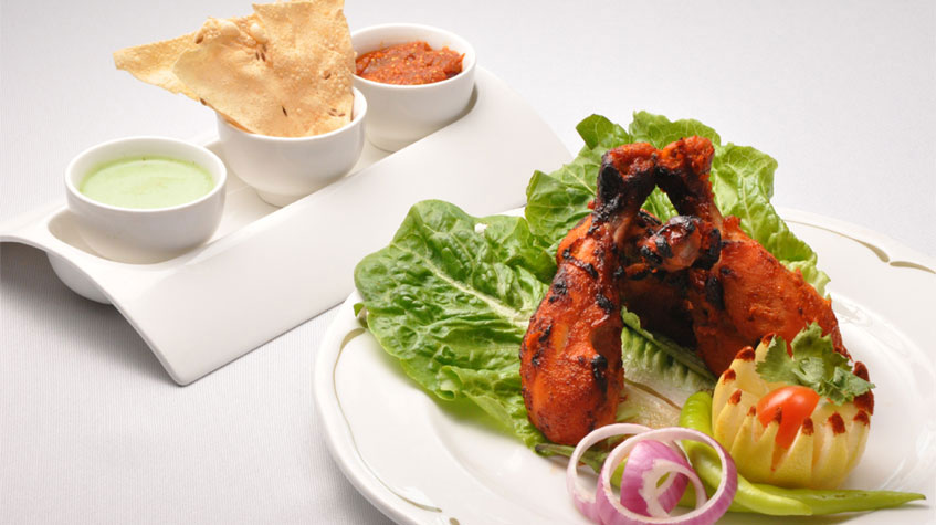 Bombay heights for Athidhi indian cuisine